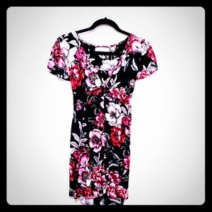 Auguste Floral Mini Dress